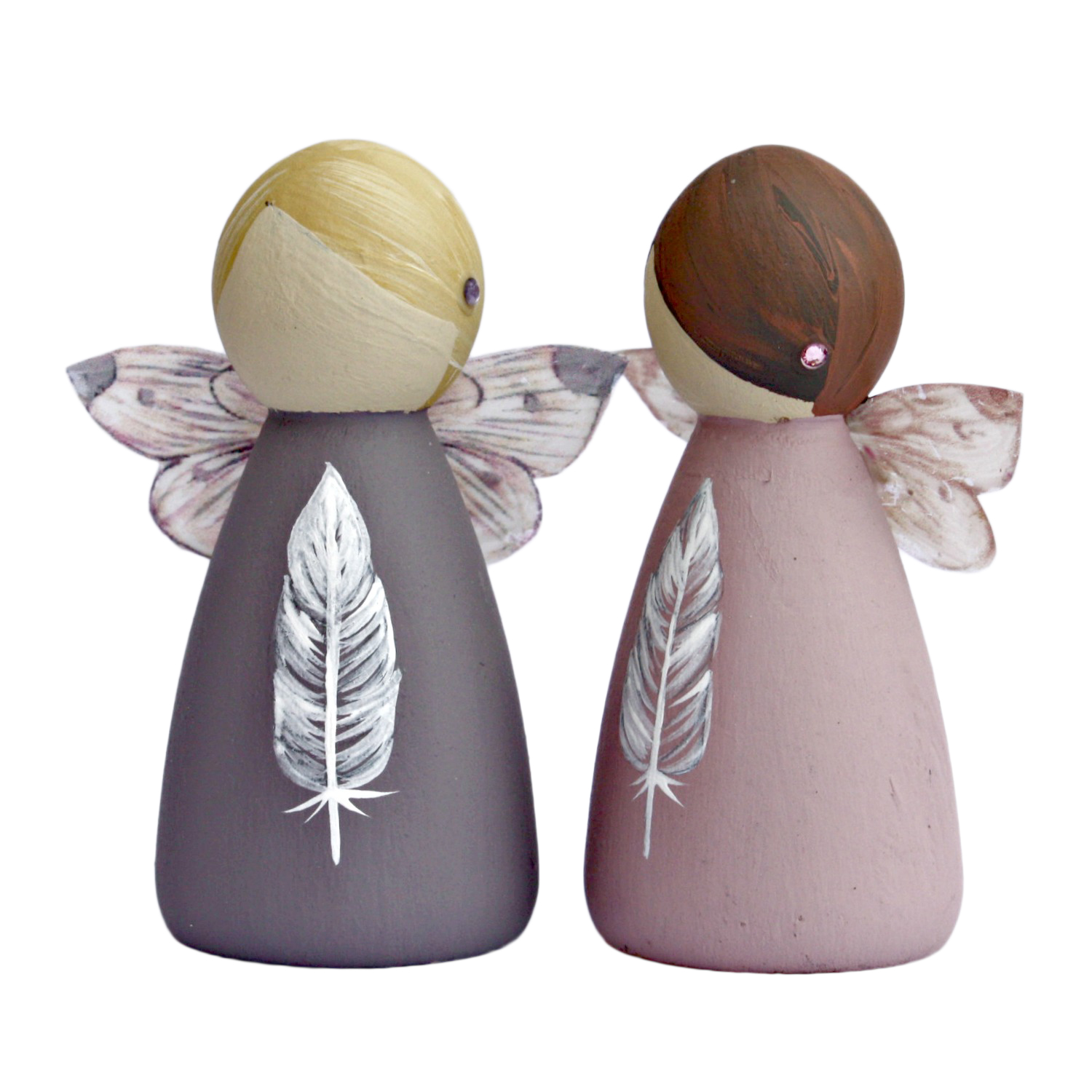 Star Bereavement Fairy Peg Doll | Bereavement Gifts | Sympathy Gifts | Fairy Gifts | Guardian