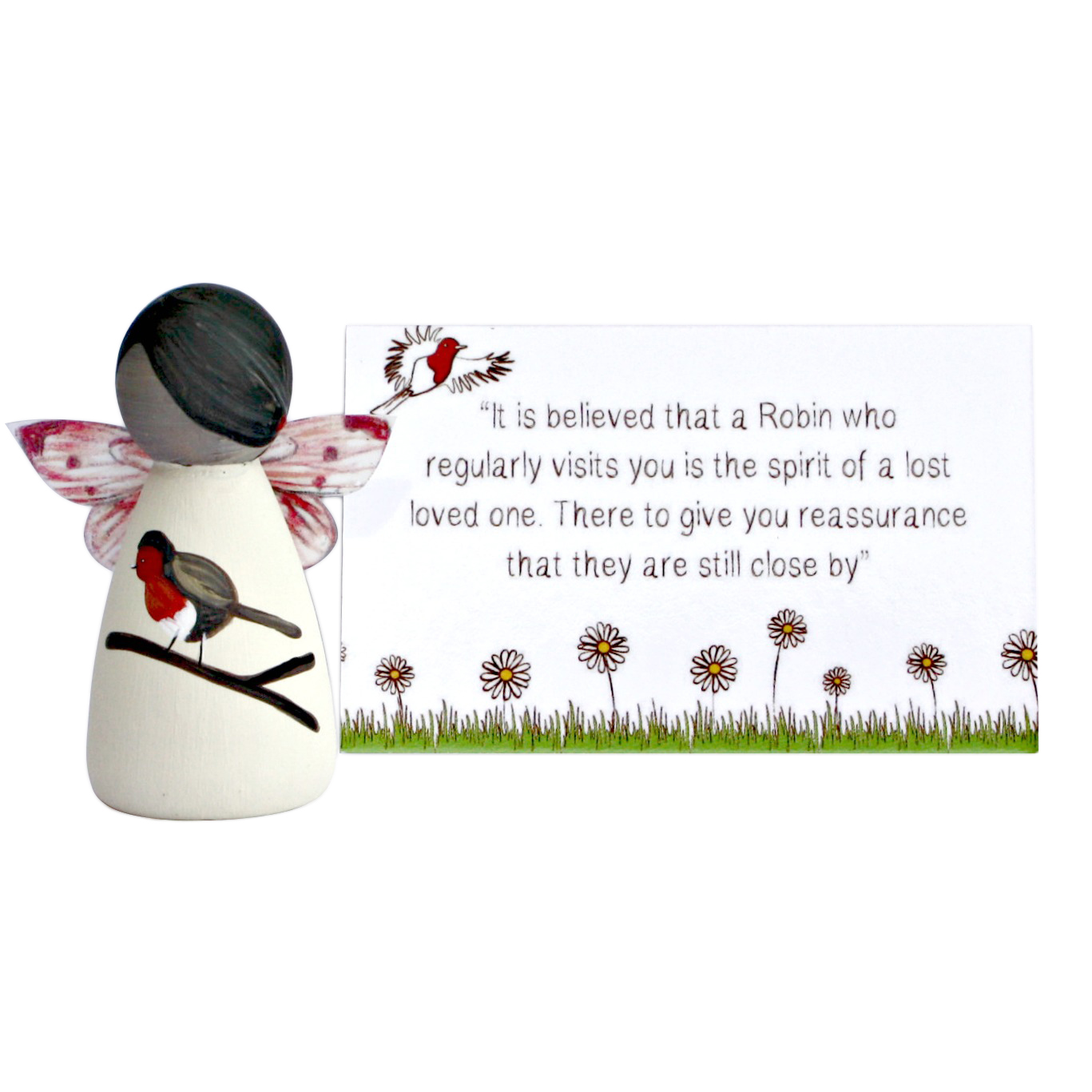 Star Bereavement Fairy Peg Doll | Bereavement Gifts | Sympathy Gifts | Fairy Gifts | Guardian Angel Gifts