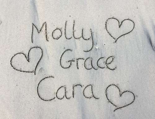 Molly, Grace and Cara xxx