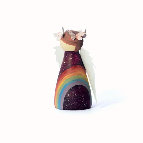 Rainbow Star Friendship Angel Gift